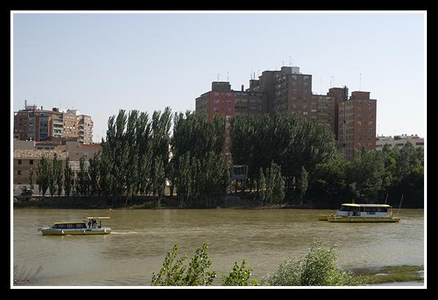 Foto Primo Romero Turismo Fluvial Ebro