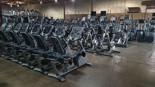 Used fitness equipment United Kingdom