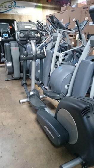 Life Fitnes 91Xi Elliptical Sale