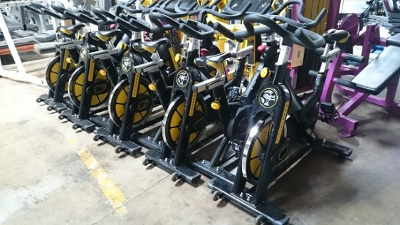 Matrix Livestrong Indoor Cycle Black 2