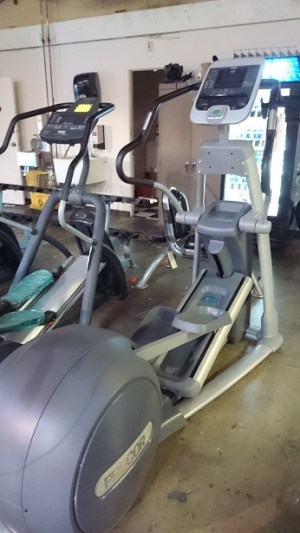 Precor 546i Experience Elliptical Crosstrainer