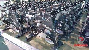 Star Trac Spinner Blade Spin Bikes (Demo)