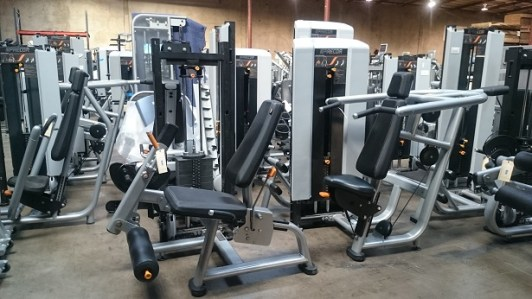 Precor C-Line Strength Circuit