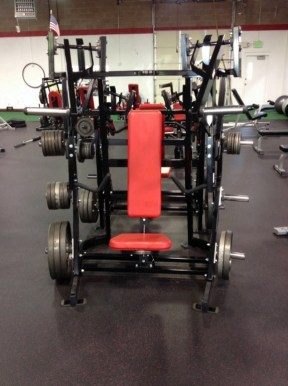 Hammer Strength strength line