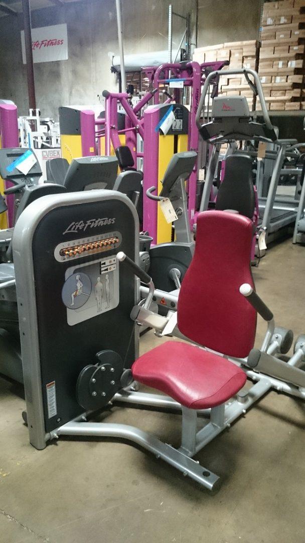 Life Fitness Circuit Series 4