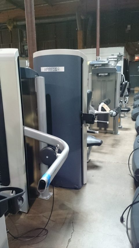 Precor Experience Strength Line 3