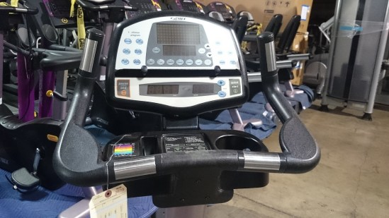 Cybex 530C Upright Bike 4