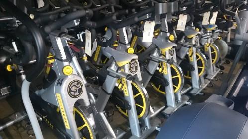Livestrong Matrix Indoor Cycle 1