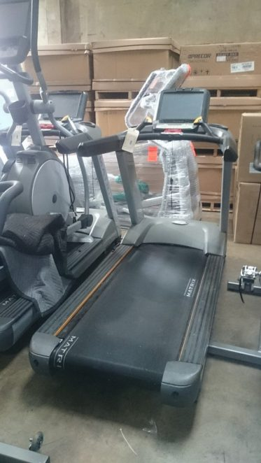 Matrix T7XE Treadmill 1
