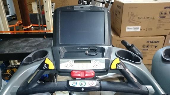 Matrix Touchscreen Treadmill 3
