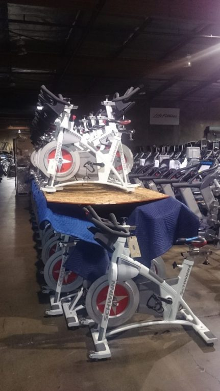 Schwinn AC Indoor Cycle 1