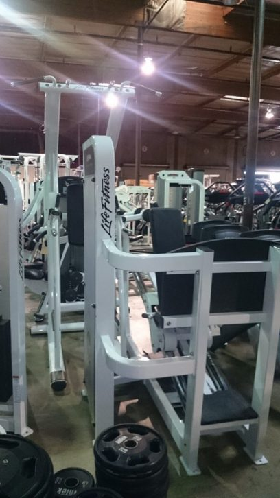 Life Fitness Pro 2 1