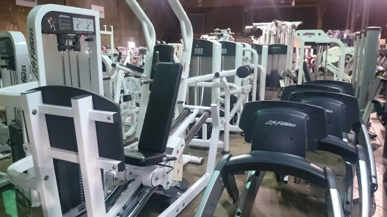 Life Fitness Signature Series 1
