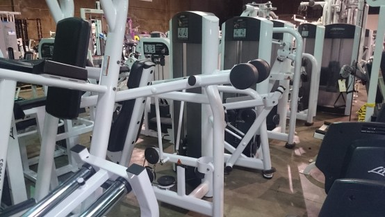 Life Fitness Signature Series 2