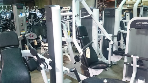 Life Fitness Signature Series 6