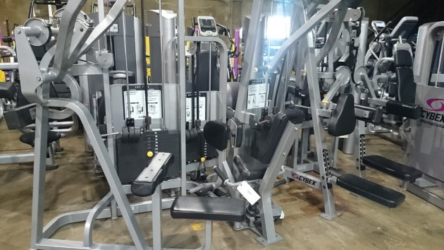 Cybex VR2 Strength Line 6