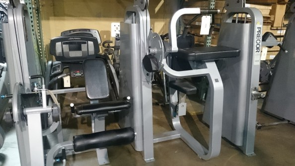 Precor Icarian Strength Line 4