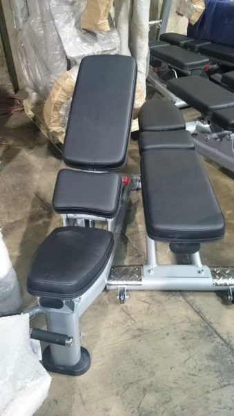 0-90 Adjustable Weight Bench 1
