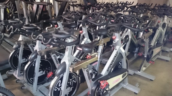 Star Trac Spinner Pro Spin Bike 4