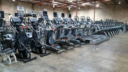 Used Gym Equipment Brazil