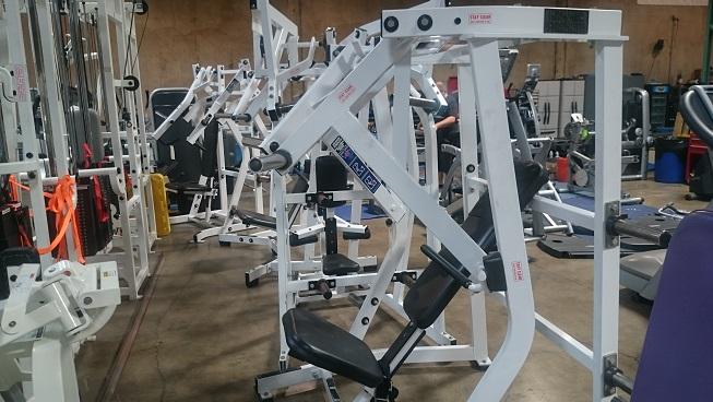 Hammer Strength Equipment 3