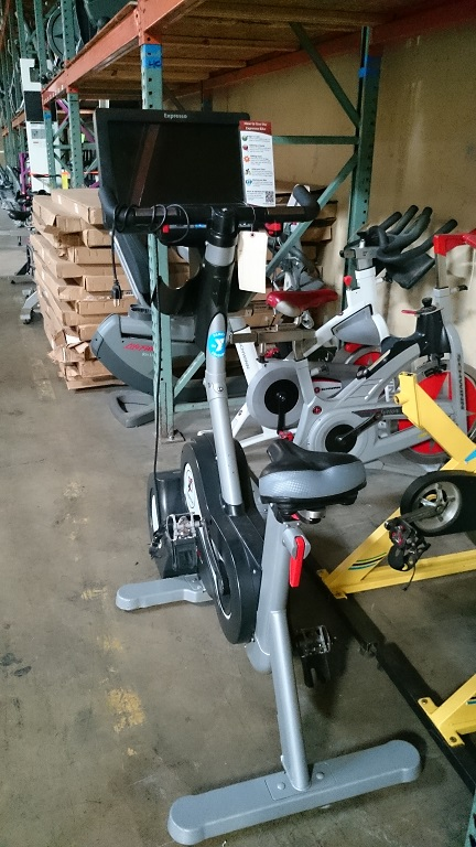 Expresso S3u Upright Bike 4