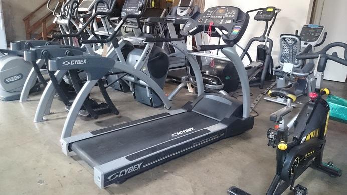 Cybex 550T Treadmill 4