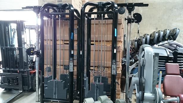 Life Fitness MJ8 Jungle Gym 1