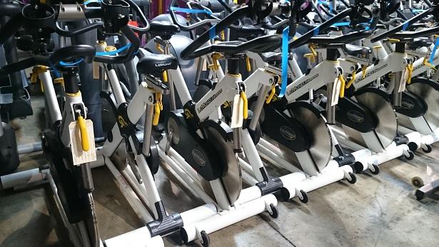 Lemond Revmaster Indoor Cycle (White) 2