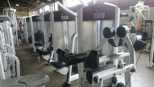 Life Fitness Signature Strength White 4