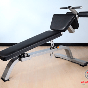 Adjustable Decline Bench