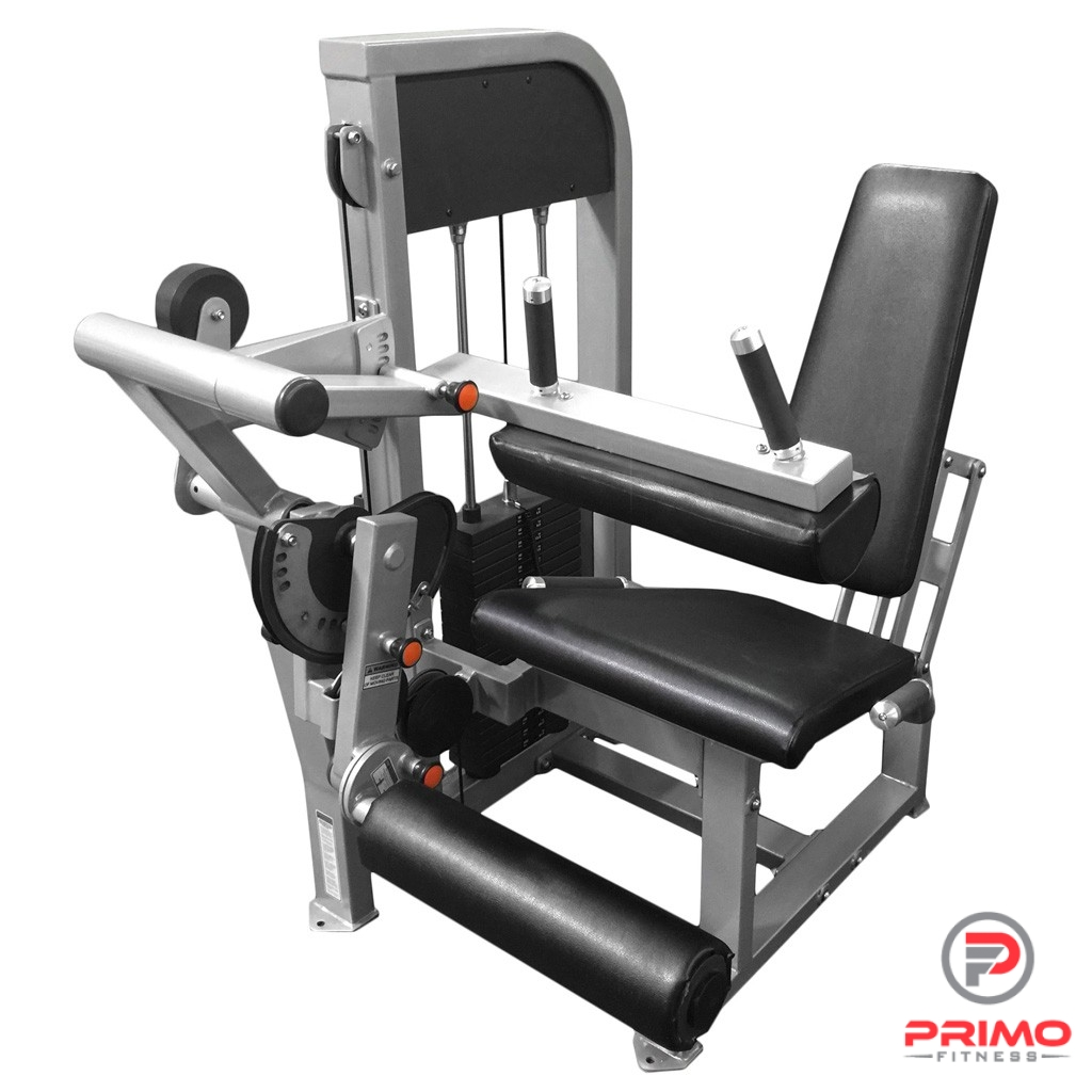 Muscle D Dual Function Line Leg Extension/Seated Leg Curl Combo (MDD-1007A)  - Primo Fitness