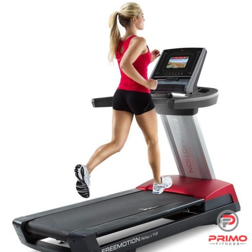 FreeMotionReflex T11.8 Treadmill, used