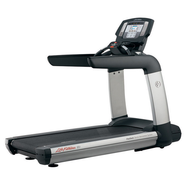Life Fitness Treadmill Operation Manual: Life Fitness 95T Inspire Treadmill