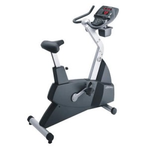 Life Fitness 93C Upright Bike