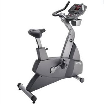 Life Fitness 95CI Upright Bike – Refurbished