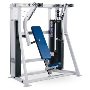 Hammer Strength MTS Iso-Lateral Decline Press