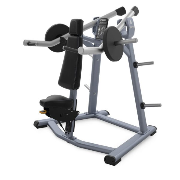 Precor Discovery Series Plate Loaded Shoulder Press