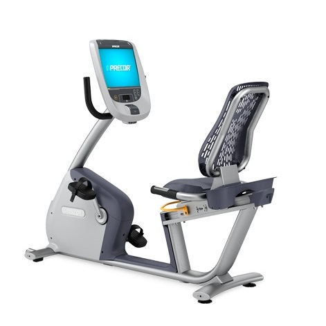 Precor RBK 885 Recumbent Bike