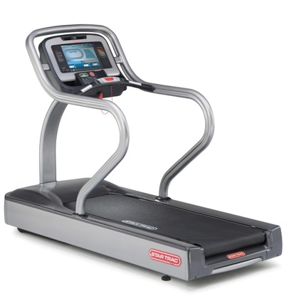 Star Trac E-TR Treadmill with embedded PVC