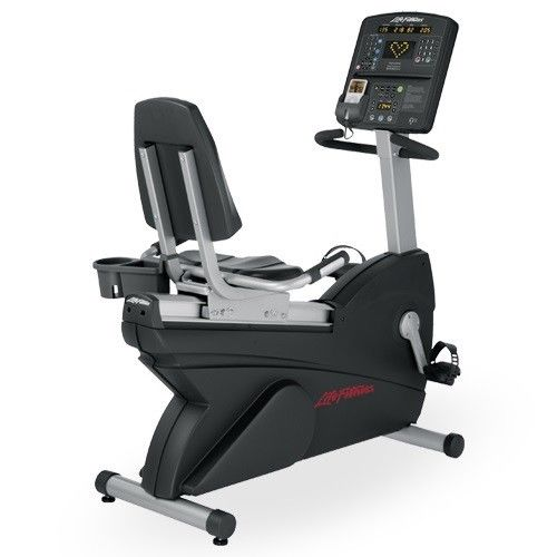 Life Fitness CLSR Club Series Recumbent Bike