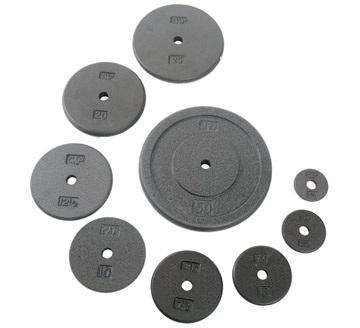 Regular Gray Cast Iron Weight Plates