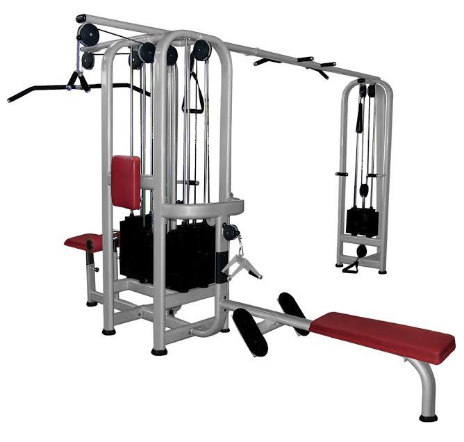 8da701b656 Commercial Grade 5 Stack Multi-Gym (Brand New) - Primo Fitness
