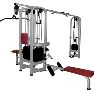 Commercial Grade 5 Stack Multi-Gym (Brand New)