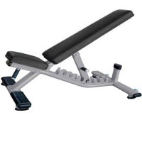 Flat to Incline Bench