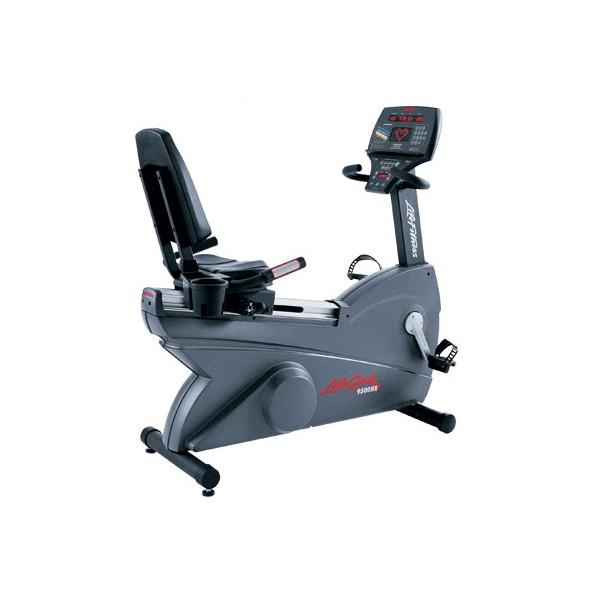 Life Fitness 9500HR Next Generation Recumbent Bike