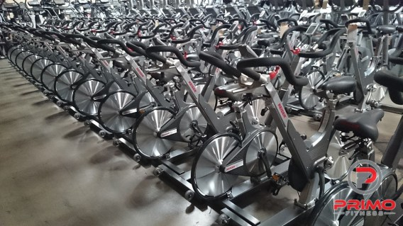 Used spin bikes