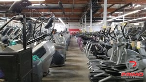 Fitness Equipment Warehouse Santa Ana, CA