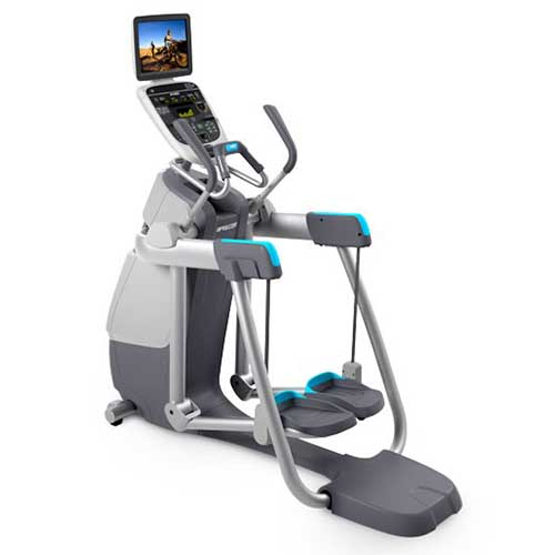 Precor AMT 835 with Open Stride with TV