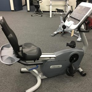 Precor 842i Recumbent Bike